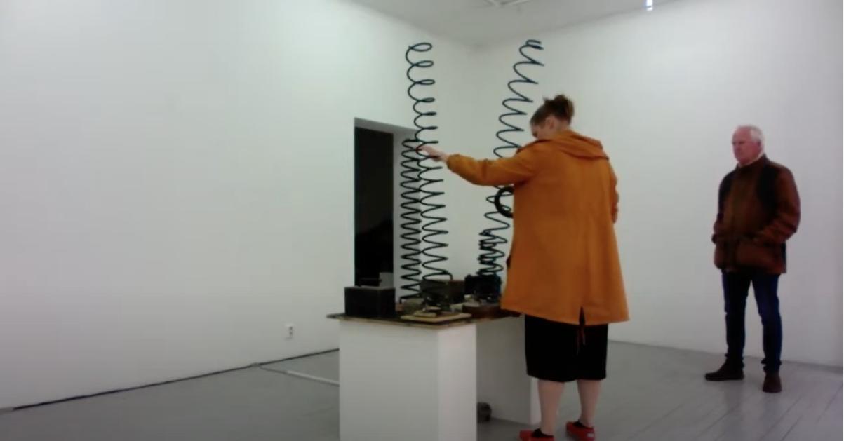 Nicklas Lundberg, Pendulum Coils, ljudscen Rostrum