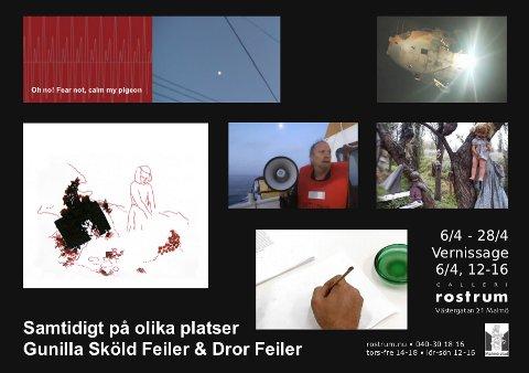 Gunilla Sköld Feiler & Dror Feiler