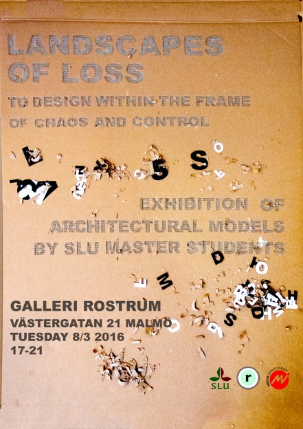 poster for fantastic rostrum exhibition-1