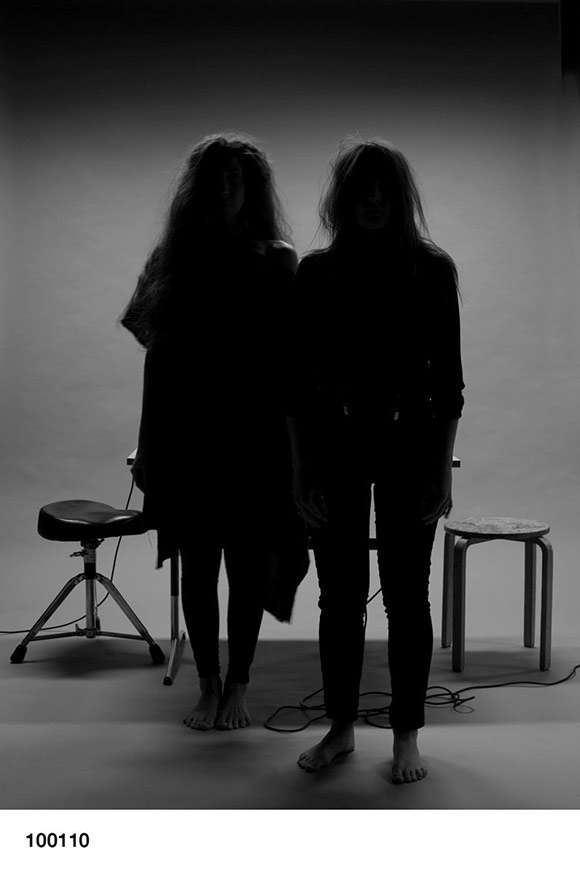 Helena Jureén och Julia Zajac